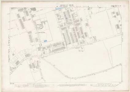 London VIII.35 - OS London Town Plan