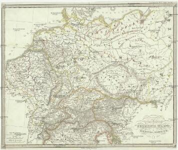 Germania magna, Rhaetia, Noricum