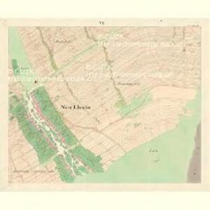 Neu Lhotta - m2020-1-007 - Kaiserpflichtexemplar der Landkarten des stabilen Katasters