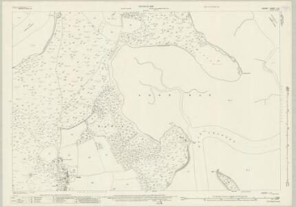Dorset L.3 (includes: Arne; Corfe Castle; Poole; Wareham St Martin) - 25 Inch Map