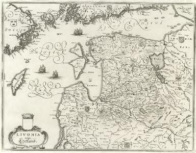 Livonia vulgo Lÿefland