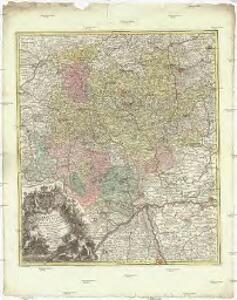 Marchionatus Onoldini comitatus Oettingensis praepositurae Elevacensis et Pappenheimensis