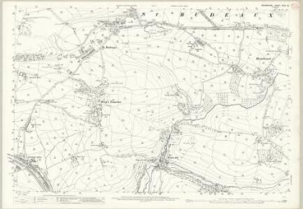 Devon CXVII.15 (includes: Devonport; Plymouth) - 25 Inch Map