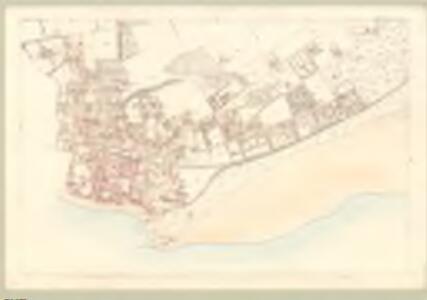 Forfar, Sheet LIV.8 (Monifieth) - OS 25 Inch map