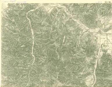 III. vojenské mapování 4362/4