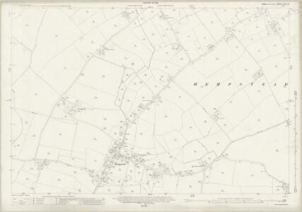 Essex (New Series 1913-) n VIII.16 (includes: Hempstead) - 25 Inch Map
