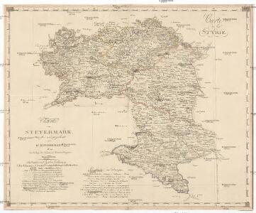 Charte von Steyermark