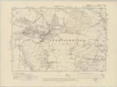 Hampshire & Isle of Wight LXII.NE - OS Six-Inch Map