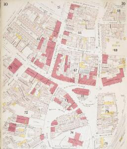 Insurance Plan of Great Grimsby, Lincolnshire: sheet 10