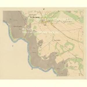 Funkenstein - c1750-3-004 - Kaiserpflichtexemplar der Landkarten des stabilen Katasters