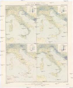Atlante fisico economico d'Italia