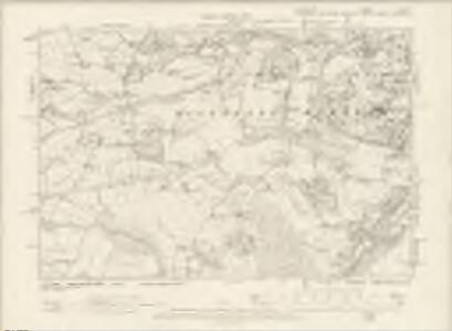 Derbyshire XI.NE - OS Six-Inch Map