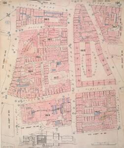 Insurance Plan of London Vol. VIII: sheet 191