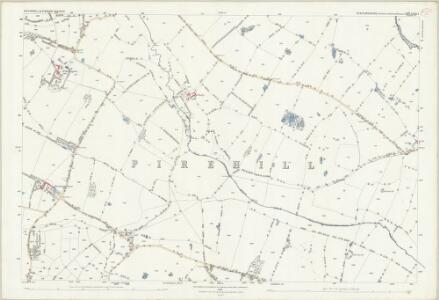 Staffordshire XXIX.2 (includes: Eccleshall; Standon) - 25 Inch Map