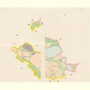 Krems - c3617-1-004 - Kaiserpflichtexemplar der Landkarten des stabilen Katasters