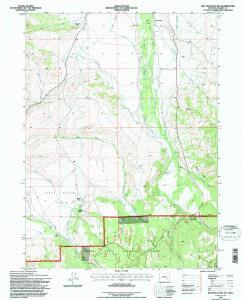 Elk Mountain SW