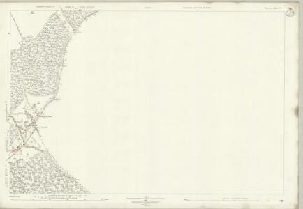 Somerset LV.3 (includes: Horningsham; Maiden Bradley With Yarnfield; Selwood; Trudoxhill; Witham Friary) - 25 Inch Map