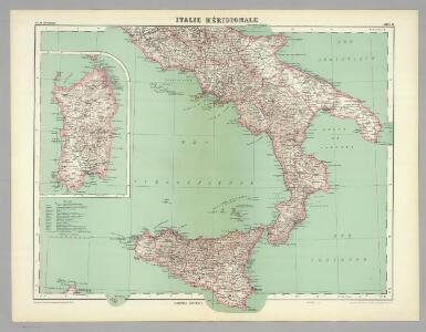 Italie Meridionale.
