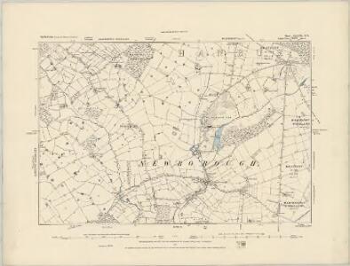 Staffordshire XXXIII.SW - OS Six-Inch Map