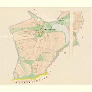 Ulliersreith - c5417-1-001 - Kaiserpflichtexemplar der Landkarten des stabilen Katasters