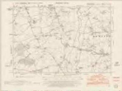 Herefordshire XLI.SE - OS Six-Inch Map