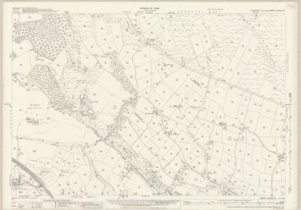 Yorkshire CLXXXV.12 (includes: Keighley; Silsden) - 25 Inch Map