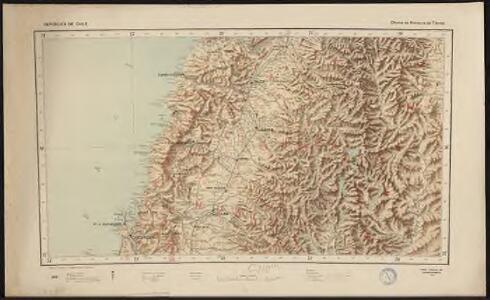 Republica de Chile [35°-37° S]