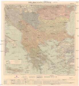 Die Balkanländer