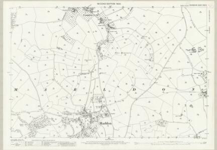 Devon CXV.16 (includes: Marldon; Torquay) - 25 Inch Map