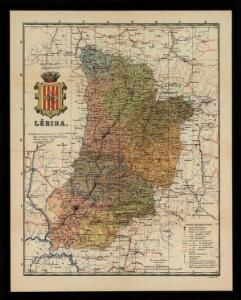 Provincias de España: Lérida