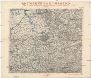 Antwerpen u. Umgegend