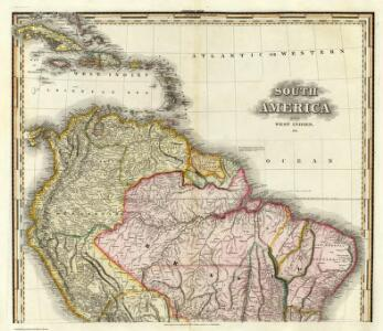 South America and West Indies.