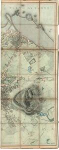 Johnston's plan of Edinburgh & Leith.