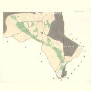 Podolly - m2326-2-007 - Kaiserpflichtexemplar der Landkarten des stabilen Katasters