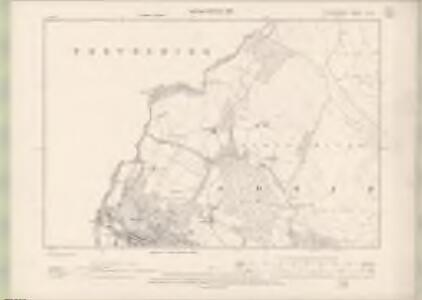 Stirlingshire Sheet X.NE - OS 6 Inch map