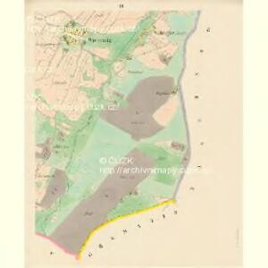 Wistersitz - c0719-1-003 - Kaiserpflichtexemplar der Landkarten des stabilen Katasters