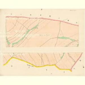 Bothenwald (Butowice) - m0304-1-002 - Kaiserpflichtexemplar der Landkarten des stabilen Katasters