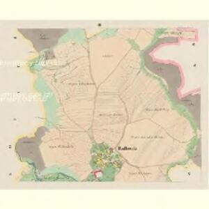 Radlowitz (Radimowic) - c6351-1-002 - Kaiserpflichtexemplar der Landkarten des stabilen Katasters