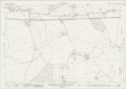 Essex (New Series 1913-) n XXXIII.9 (includes: Great Canfield; Hatfield Broad Oak; Little Canfield; Takeley) - 25 Inch Map