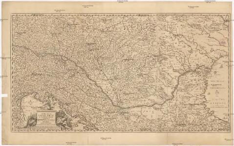 Totius regni Hungariae et adjacentium regionum tabula