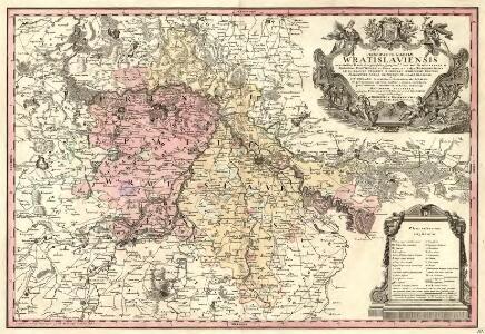 Principatus Silesiae Wratislaviensis :