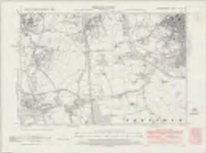 Staffordshire XVIII.SW - OS Six-Inch Map