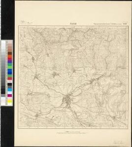 Meßtischblatt 5531 : Eisfeld, nach 1929