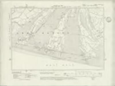 Kent LXXXVI.NW - OS Six-Inch Map
