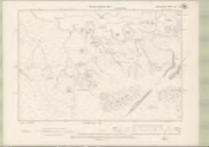 Argyll and Bute Sheet XVII.SW - OS 6 Inch map