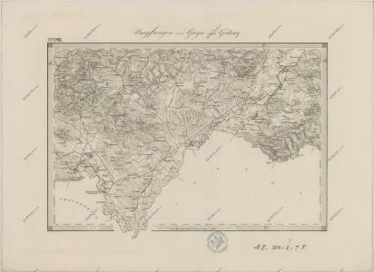 II. vojenské mapování 18