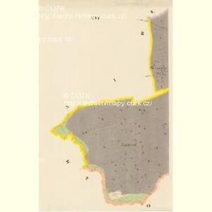 Bugau - c0660-1-014 - Kaiserpflichtexemplar der Landkarten des stabilen Katasters