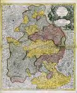 Bavariæ circulus et electorat[us]