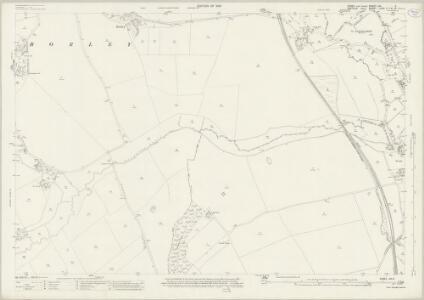 Essex (New Series 1913-) n XI.5 (includes: Ballingdon; Borley; Bulmer) - 25 Inch Map