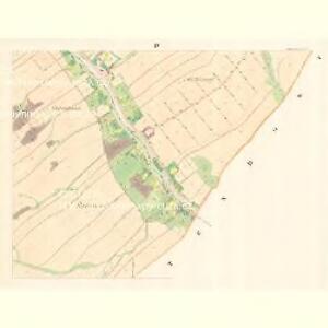 Stachenwald (Stachowice) - m2828-1-004 - Kaiserpflichtexemplar der Landkarten des stabilen Katasters